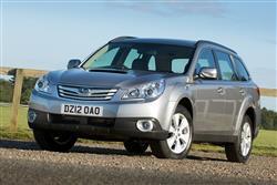 Car review: Subaru Outback (2010 - 2013)