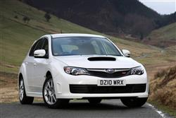 Car review: Subaru WRX Sti (2008 - 2013)