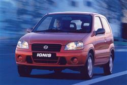 New Suzuki Ignis (2000 - 2008) review
