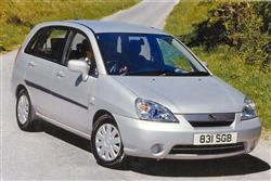 New Suzuki Liana (2001 - 2008) review