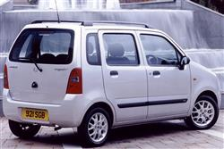 Car review: Suzuki Wagon R+ (2000 - 2008)
