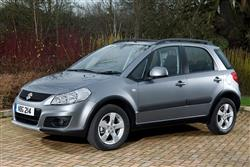 Car review: Suzuki SX4 (2010 - 2013)