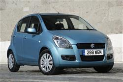 Car review: Suzuki Splash (2008 - 2011)