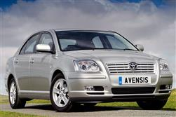 New Toyota Avensis (1998 - 2003) review