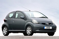 Car review: Toyota Aygo (2005 - 2011)