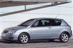 Car review: Toyota Corolla (2001 - 2007)