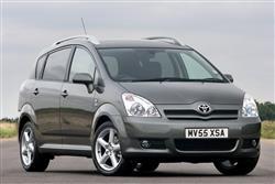 New Toyota Corolla Verso (2004 - 2009) review