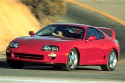 Car review: Toyota Supra (1993 - 1996)