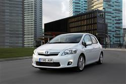 Car review: Toyota Auris Hybrid (2010 - 2013)