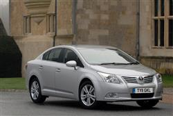 Car review: Toyota Avensis (2009 - 2011)