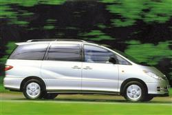 Car review: Toyota Previa (2000 - 2008)