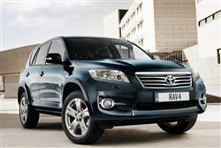 Car review: Toyota RAV4 (2010 - 2013)
