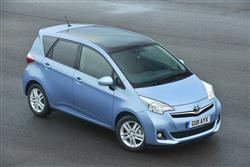 Car review: Toyota Verso-S (2011 - 2013)