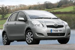 Car review: Toyota Yaris (2009 - 2011)