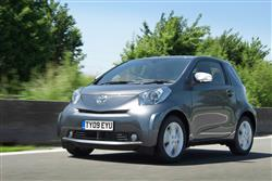 Car review: Toyota iQ (2009 - 2014)