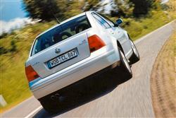 New Volkswagen Bora (1999 - 2006) review