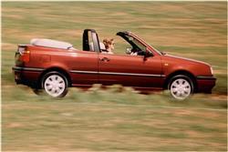 New Volkswagen Golf Cabriolet (1998 - 2003) review