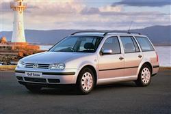 Car review: Volkswagen Golf MK 4 Estate (1999 - 2004)