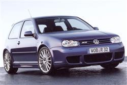 Car review: Volkswagen Golf R32 (2002 - 2004)