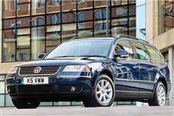 Car review: Volkswagen Passat Estate (2000 - 2005)