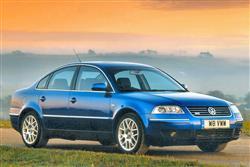 Car review: Volkswagen Passat W8 (2002 - 2005)