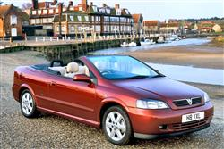 Car review: Vauxhall Astra Convertible (2001 - 2006)