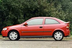 Car review: Vauxhall Astra (1998 - 2004)