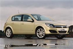 Car review: Vauxhall Astra (2004 - 2009)