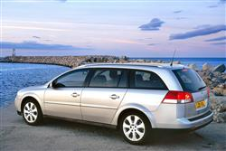 New Vauxhall Vectra Estate (2003 - 2008) review