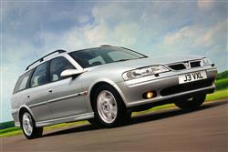New Vauxhall Vectra Estate (1996 - 2002) review