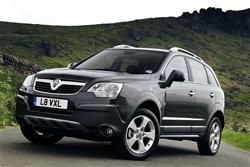 Car review: Vauxhall Antara (2007 - 2011)