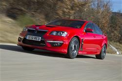 Car review: Vauxhall VXR8 (2007 - 2012)