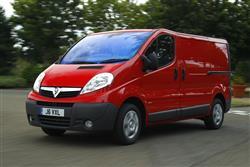 Van review: Vauxhall Vivaro (2001 - 2014)
