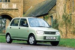 New Daihatsu Cuore (1997 - 2003) review
