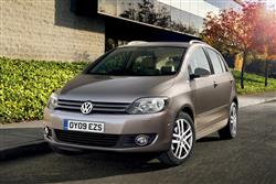 New Volkswagen Golf Plus (2009 - 2013) review