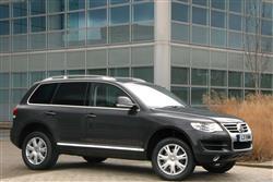 New Volkswagen Touareg (2003 - 2010) review