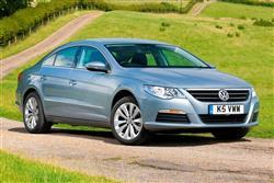 New Volkswagen Passat CC (2008 - 2012) review