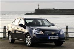 Car review: Chevrolet Epica (2007 - 2010)