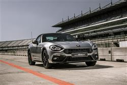 Car review: Abarth 124 Spider