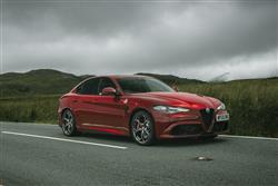 Car review: Alfa Romeo Giulia Quadrifoglio