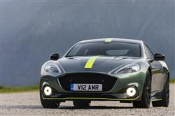 New Aston Martin Rapide AMR review