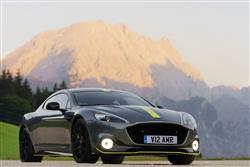 Car review: Aston Martin Rapide AMR