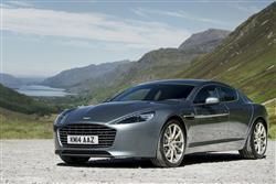Car review: Aston Martin Rapide S