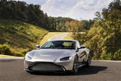 Car review: Aston Martin Vantage