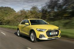 New Audi A1 Citycarver review