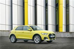 Car review: Audi A1 Citycarver