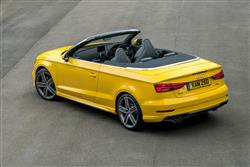 New Audi A3 Cabriolet review