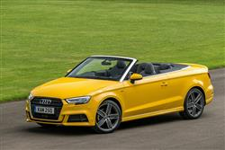 Car review: Audi A3 Cabriolet