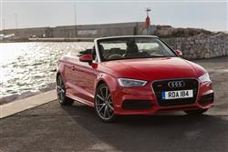 Car review: Audi A3 Cabriolet 2.0 TDI 184PS quattro