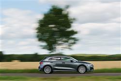 New Audi A3 Sportback review